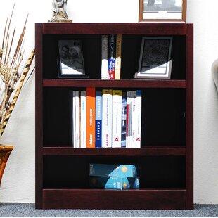 Read Reviews Ullin Single Wide Standard Bookcase ByAndover Mills