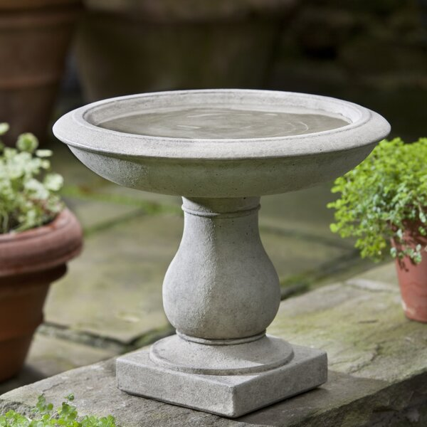 Beauvoir Birdbath by Campania International