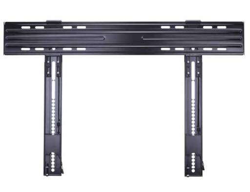 Super Slim Fixed Wall Mount for 51-80 Flat Panel Screens by Sanus