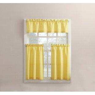 Tuscany Kitchen Curtains | Wayfair