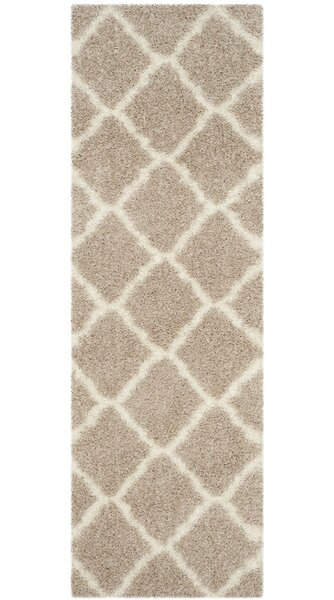 Macungie Beige Area Rug by Gracie Oaks