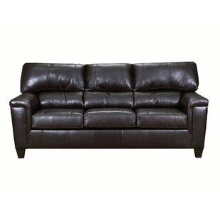 Coury Leather Sleeper