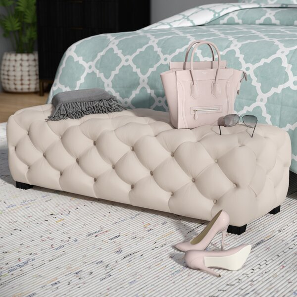 Anneliese Tufted Cocktail Ottoman By Willa Arlo Interiors