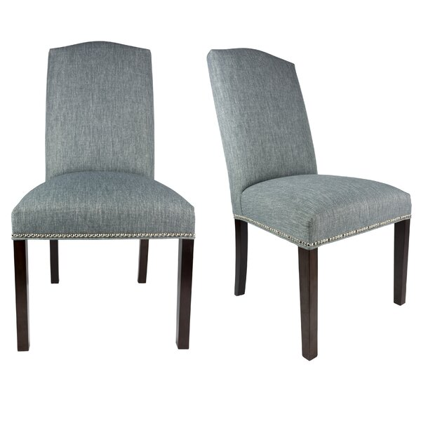 Upholstered Dining Chair (Set of 2) by Sole Designs