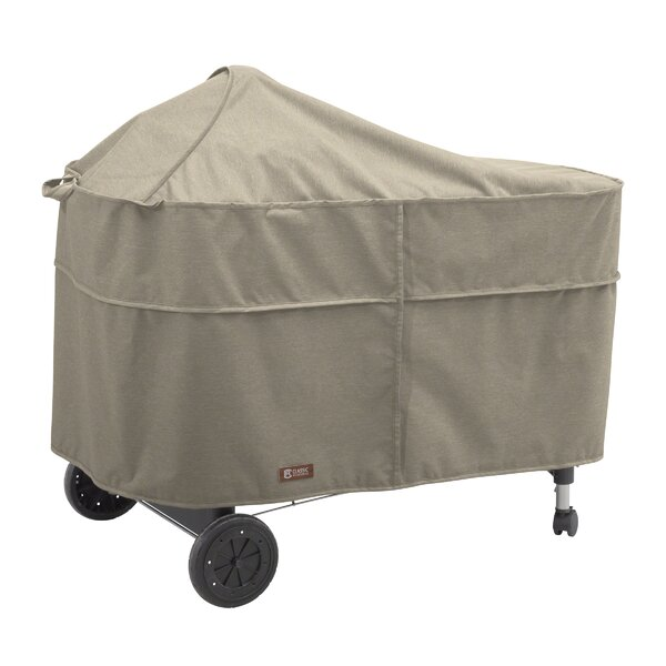 Searcy Gas Grill Cover - Fits up to 35 by Freeport Park