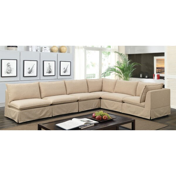 Demosthon Modular Sectional by Highland Dunes
