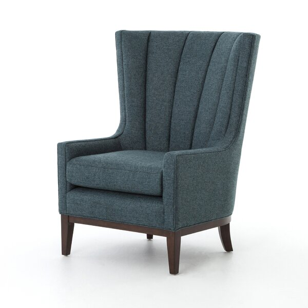Elderton Wingback Chair By Gracie Oaks Best Choices