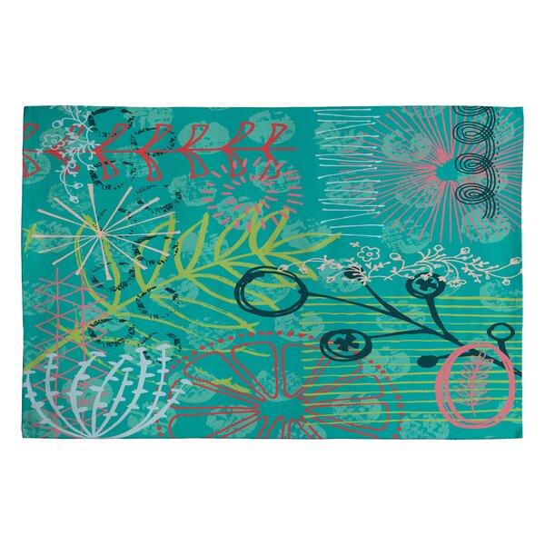 Kerrie Satava Summer Burst Rug by Deny Designs