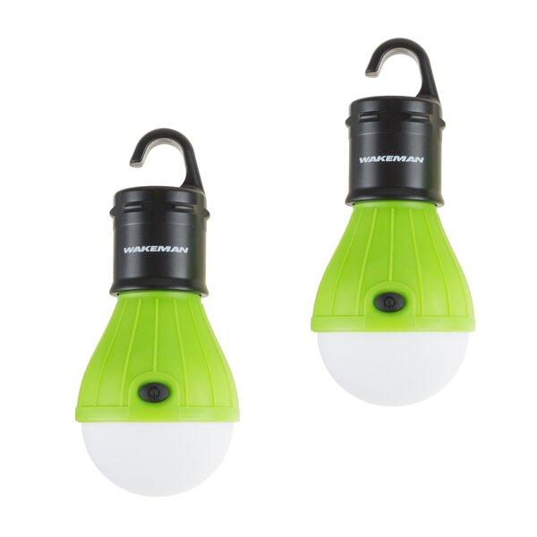 Portable LED Light Bulb by wakeman