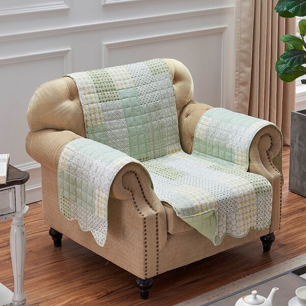 Branford Armchair Slipcover By August Grove