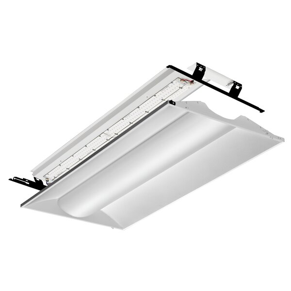 VTL Architectural Troffer LED High Bay by Lithonia Lighting