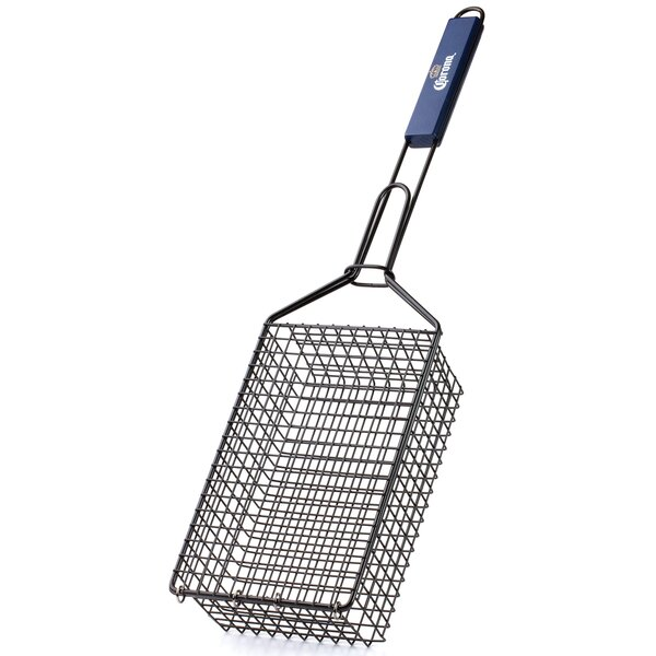 Nonstick Locking Grill BBQ Basket by Corona