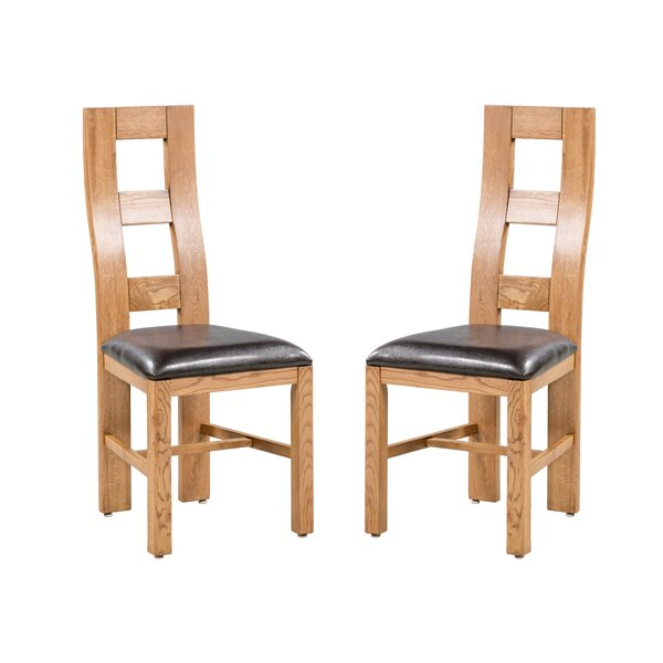 Carbajal Upholstered Dining Chair (Set of 2) by Loon Peak