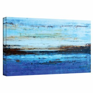 Arctic by Jolina Anthony Painting Print on Wrapped Canvas by Brayden Studio