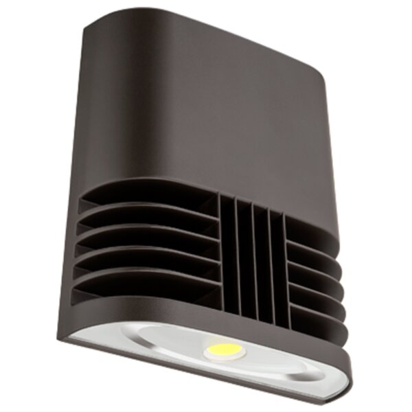 OLWX 22-Watt LED Outdoor Security Wall Pack by Lithonia Lighting