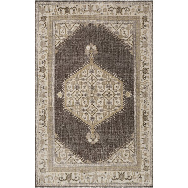 Fender Classic Taupe Area Rug by Bloomsbury Market
