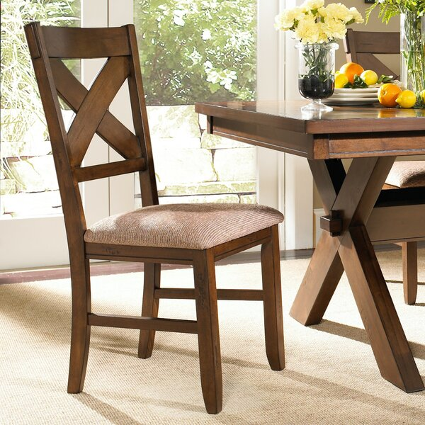 Alejandro Upholstered Dining Chair (Set of 2) by Loon Peak