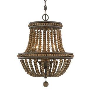 French basket chandelier wayfair lillian chandelier aloadofball Choice Image