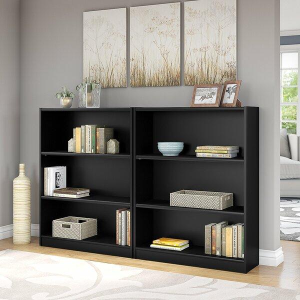 Hilbert Standard Bookcase (Set of 2) by Red Barrel Studio