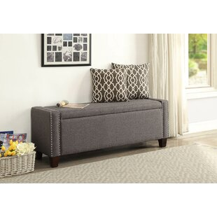 Affordable Hemington Upholstered Storage Bench By Alcott Hill