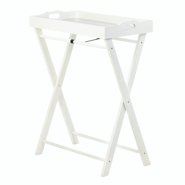 Deena Folding Tray Table by Highland Dunes