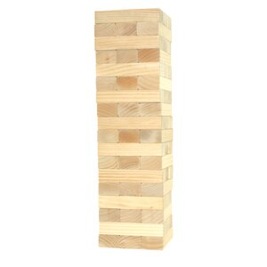 Toppling Timbers Giant Board Game
