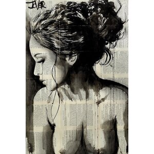 'Dreamer' Graphic Art on Wrapped Canvas by East Urban Home