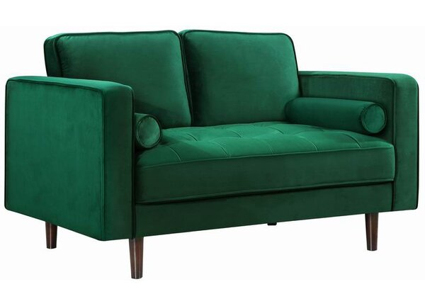 Pamula Loveseat By Everly Quinn