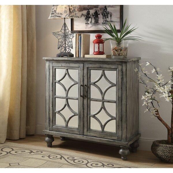 Pulcova II 2 Door Accent Cabinet by One Allium Way