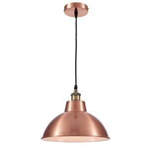 Comparison Lammin Modern 1 Light Inverted Pendant By OHR Lighting