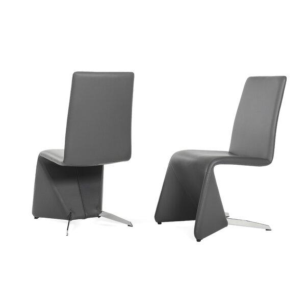 Clower Side Chair (Set of 2) by Orren Ellis