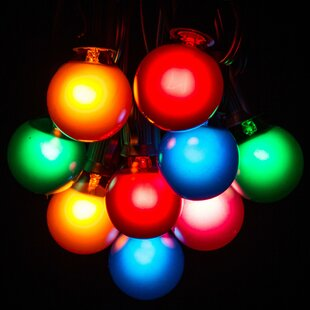 Affordable Price 25-Light Globe String Lights By Hometown Evolution, Inc.