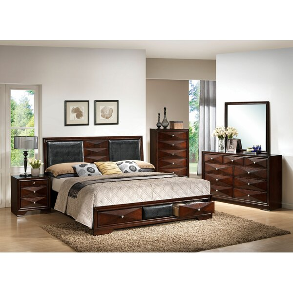 Beardsley Eastern King Platform Configurable Bedroom Set by Ivy Bronx