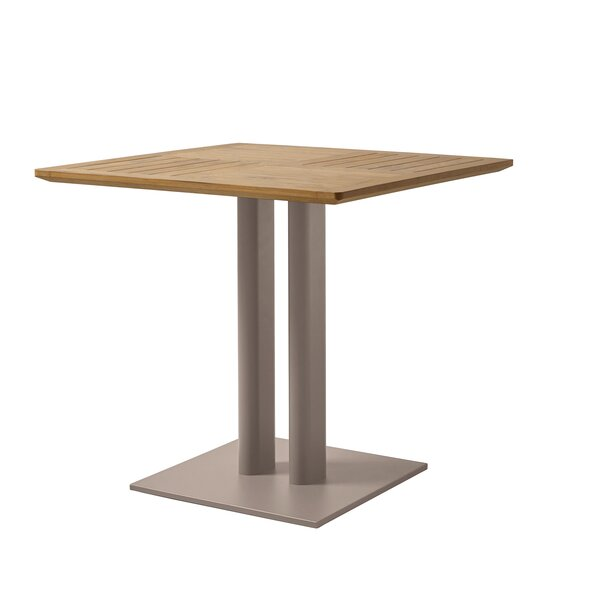 Rickie Aluminum Bistro Table by Brayden Studio