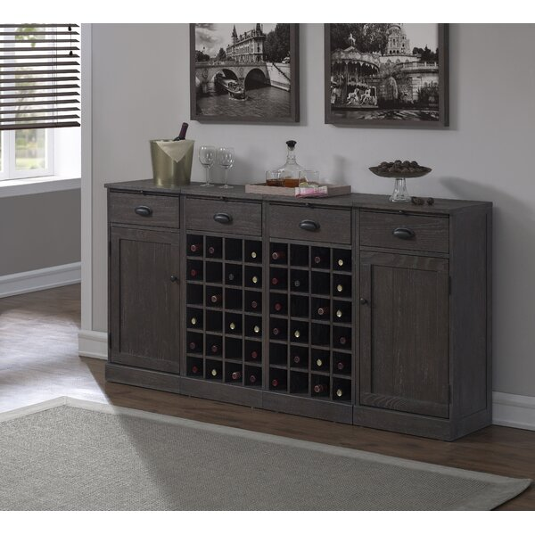 Pettey Bar Cabinet by Canora Grey Canora Grey