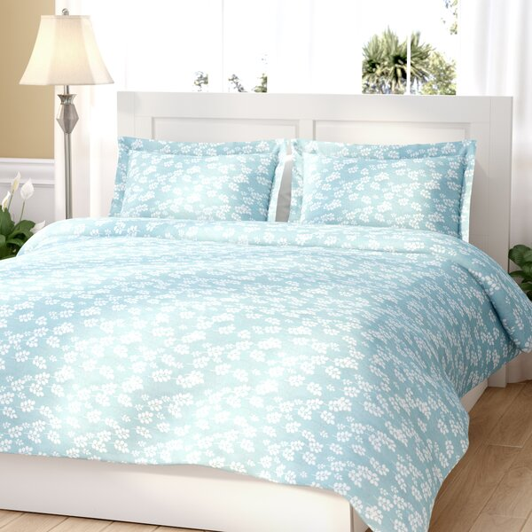 Crites Duvet Cover Set by Charlton Home