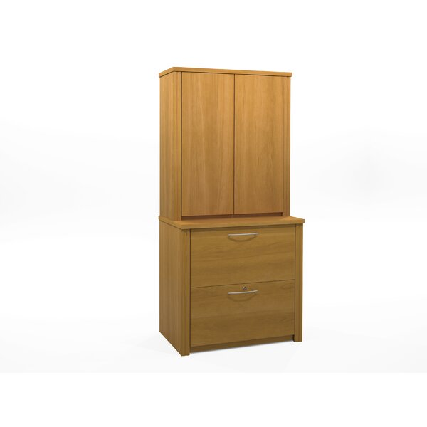 Witchel 2-Drawer Accessories Lateral File and Cabinet by Latitude Run