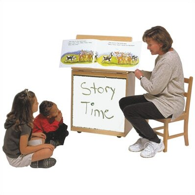 Mobile Board Easel by Angeles