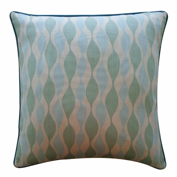Dylan Cotton Throw Pillow by Jiti