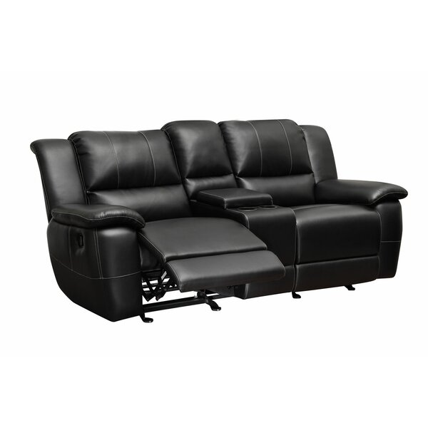 Robert Double Reclining Loveseat by Wildon Home®