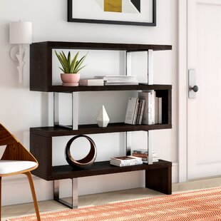 Compare prices Gorontalo Bookcase By Wade Logan