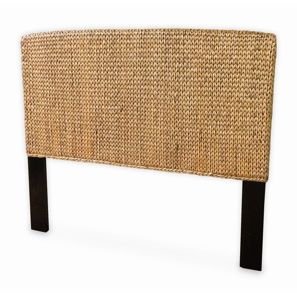 Bemis Seagrass Panel Headboard by Bayou Breeze