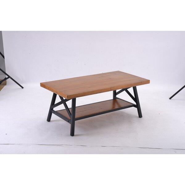 Eliezer Coffee Table By Union Rustic