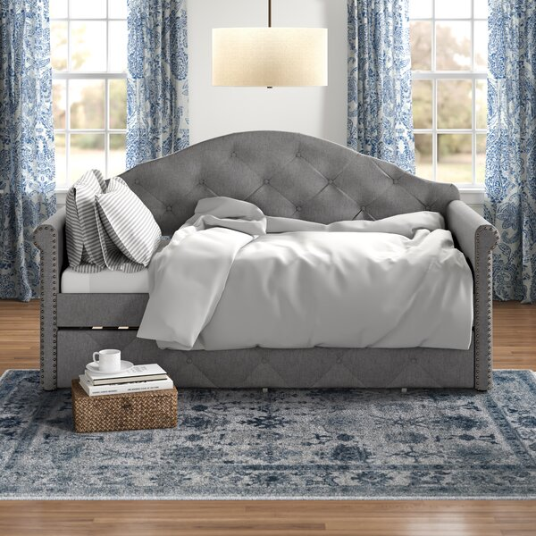 Vidalia Twin Daybed With Trundle By Three Posts