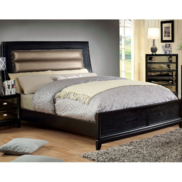 Willisville Upholstered Standard Bed by House of Hampton