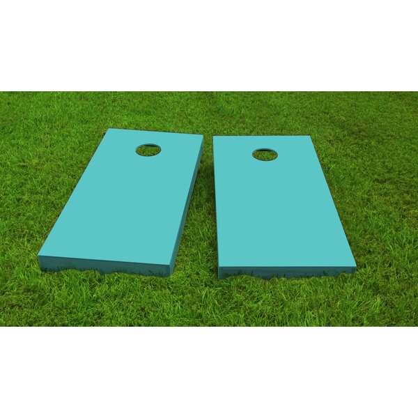 Cornhole Game (Set of 2) by Custom Cornhole Boards