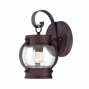 Read Reviews Ragland Outdoor Wall Lantern By Charlton Home