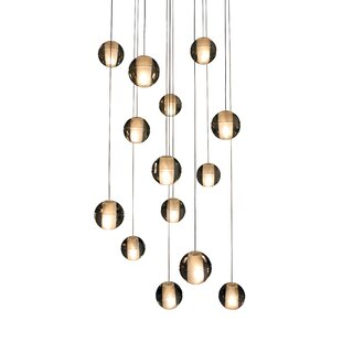 Top Reviews 14-Light Pendant By LightUpMyHome