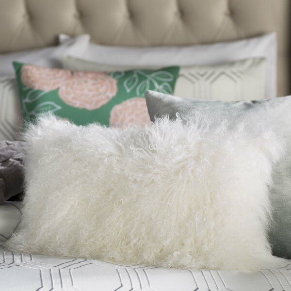 Valmont Lumbar Pillow by House of Hampton