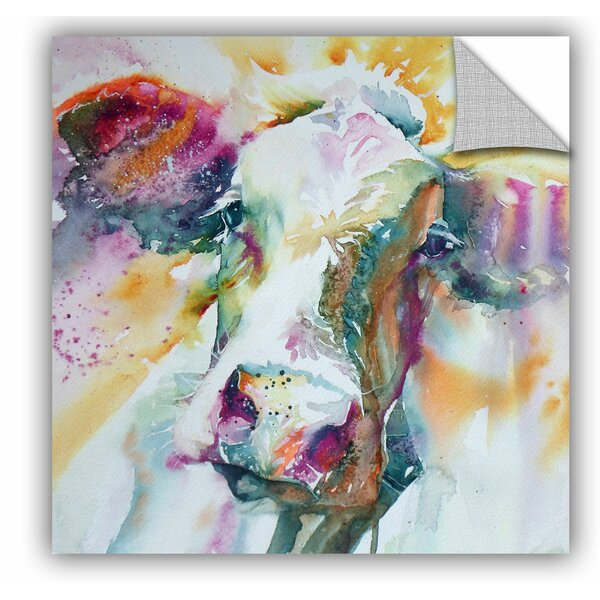Cow 31 Wall Mural by ArtWall
